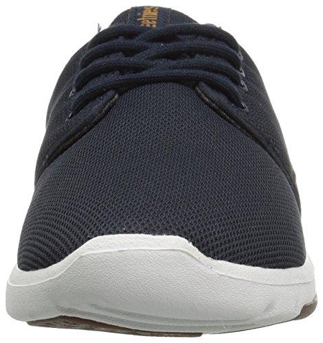 Etnies  Scout W's, chaussons d'intérieur femme Blau (Navy/White/Gum)