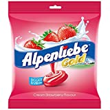 #7: Alpenliebe Gold Candy, Cream Strawberry Flavour, 340g (100 pieces)