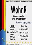 Image de Wohnrecht und Mietrecht - BGB, Betriebskostenverordnung (BetrKV) Energieeinsparungsgesetz