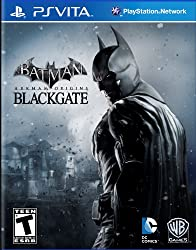 Batman Arkham Origins Black Gate (PS Vita)