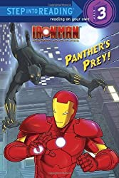 Panther's Prey! (Marvel: Iron Man) (Step into Reading) by Dennis Shealy (2011-01-11)