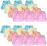 #10: Reusable Cotton cloth Diaper/Langot for Newborn baby (0-9 Months) (pack of 24)