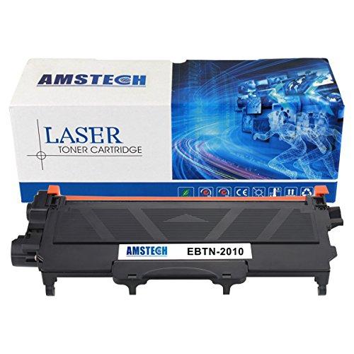 Preisvergleich Produktbild Amstech kompatibel toner TN-2010 TN 2010 TN2010 Schwarz Tonerkartusche replacement fuer Brother HL-2130 HL-2130R HL-2132 HL-2132R HL-2135W DCP-7055 DCP-7055W Standard Yield ( 1000 Seiten)