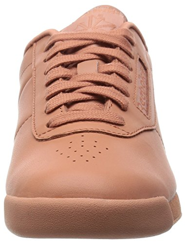 Reebok Damen X Face Stockholm Princess Spirit Sneakers Pink (Rustic Clay/White)