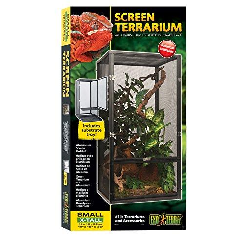Exo Terra Gaze Terrarium 45x45x90cm