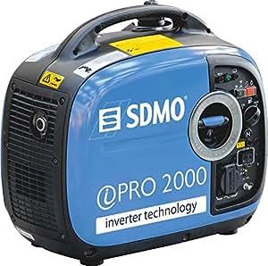 Widmer Générateur, 1pièce, bleu, Inverter Pro 2000