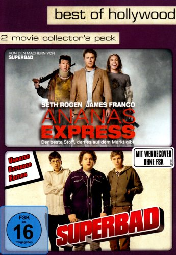 Best of Hollywood - 2 Movie Collector's Pack: Ananas Express / Superbad...