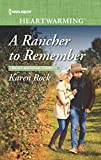 A Rancher to Remember (Rocky Mountain Cowboys) -