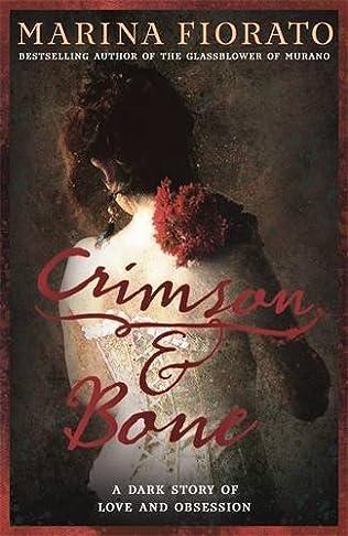 book cover of Crimson and Bone