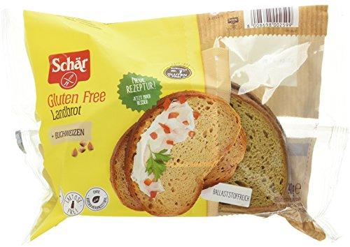 Schär Landbrot glutenfrei 275g, 5er Pack
