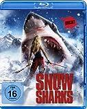 Snow Sharks - Uncut [Blu-ray]