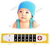 #4: Baby Kids Forehead Strip Thermometer Fever Body Test Temperature HBP-145584