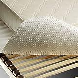 Mattress protector pad 180 x 200 cm - 180 x 200 cm
