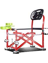 Chaise de camping en plein air, multifonctionnel Portable léger Picnic Barbecue Sketch Tabouret / fauteuil de pêche
