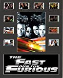 Générique The Fast and The Furious Film Cell Style Display 10 x 8 10 cellules, sans Cadre, 10x8