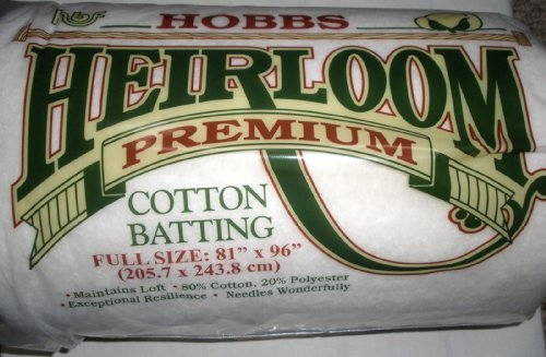 Hobbs 81 x Beton Full Heirloom Premium, weiß