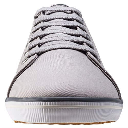 Fred Perry Kingston Twill 1964 Silver B6259U929, Basket Gris