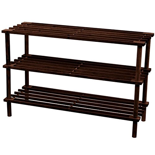 natural-wooden-shoe-rack-storage-stand-organiser-slatted-fir-wood-3-tier-dark-oak
