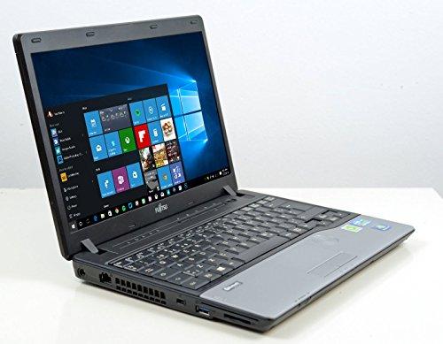 Fujitsu Lifebook P702 (Non Webcam Model) - 12.1 inch (1280x800) Screen - i3-3110 2.4GHz CPU - 4GB RAM - 320GB HDD - Windows 10 Home - WIFI - Bluetooth - WWAN (Certified Refurbished)