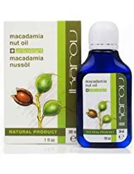 Macadamia Oil + Natural Antioxidant For Skin & Hair - 2 x 30ml by Ikarov