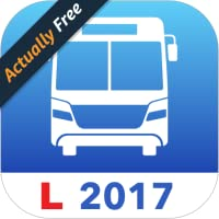 PCV Theory Test UK 2017 - Practice for Bus Drivers to Pass the Coach Driving Licence Test