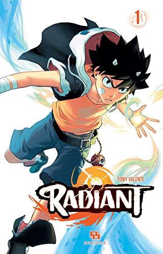 Couverture du livre Radiant - Tome 1