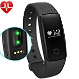Fitness Tracker, Willful® Activity Tracker Cardio Pedometro Cardiofrequenzimetro da Polso Orologio...