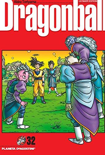 Dragon Ball nº 32/34 (Manga Shonen) por Akira Toriyama