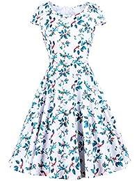 ec4187d58cd89 Amazon.co.uk: Dresses - Women: Clothing: Evening Gowns, Casual ...