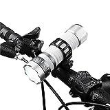 Eruditter Lampe-Torche de Bicyclette, Lampe-Torche de Forte luminosité de imperméabilisation extérieure de LED
