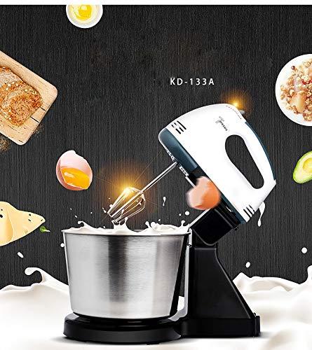 KD-133A Desktop Hand Eggbeater Maschine Elektrische Mixer Hausmannskost Aufruhr Creme Backen Küchengeschirr High Power 7 Geschwindigkeit