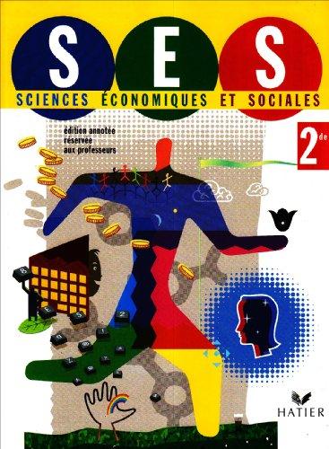 Ses 2de - Version Enseignant, ed. 2008