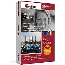 Cours d'italien pour débutants (A1/A2). Logiciel pour Windows/Linux/Mac OS X. Apprendre les bases de l'italien