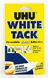 UHU White Tack Handy Re-usable Adhesive