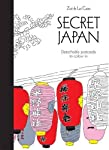 Enjoy colouring in these 20 intricate postcards, or send them to budding artists, anyone who is passionate about colouring in or who simply loves Japan. There's a whole world to create here. After a few moments of colouring in you'll forget the stres...