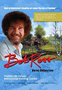 Barn Collection DVD with Bob Ross