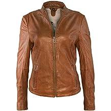 Suchergebnis Auf Amazon De Fur Gipsy Lederjacke Cognac