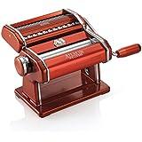 Marcoto Atlas 150 Machine à pâtes Alliage léger Rouge