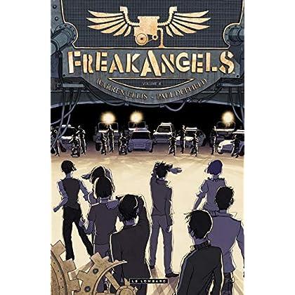 Freakangels - tome 4 - Freakangels 4