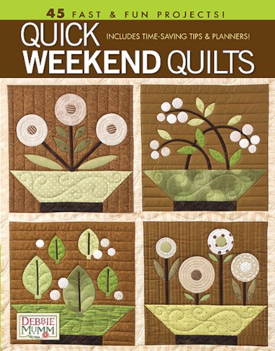 Quick Weekend Quilts (English Edition)