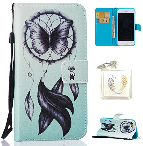 Coque Apple iPhone 7G Case Wallet Phone Stand Cover with Credit Card Slots Flip Protective Case For Apple iPhone 7G
