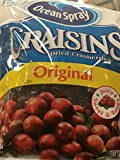 Ocean Spray Dried Cranberries 1,36kg