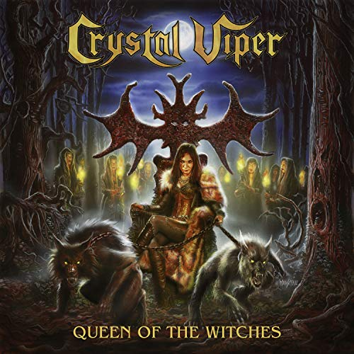 Crystal Viper: Queen Of The Witches (Lim. Gtf. White Vinyl) [Vinyl LP] (Vinyl)