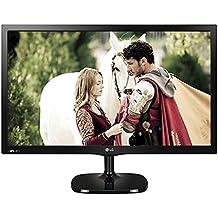 "LG 22MT57D 21.5"" Full HD Negro - Televisor (Full HD, A, 16:9, 5000000:1, Negro, 1920 x 1080 Pixeles)"