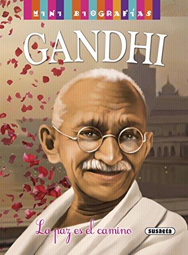 Gandhi (Mini biografías) por José Morán