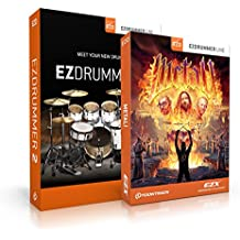 TOONTRACK EZ Drummer 2 + EZX Metal!