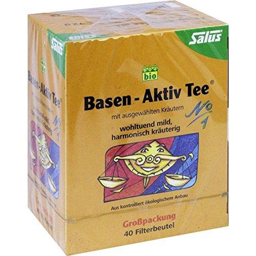 Basen Aktiv Tee Salus 40 stk -