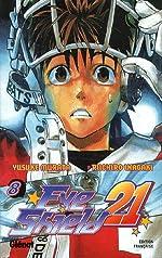 Eye Shield 21, Tome 8 - Pourquoi les guerriers dominent d'Yusuke Murata