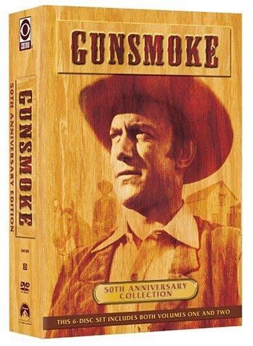 Gunsmoke - 50th Anniversary Collection, Volumes 1 & 2 [RC 1]