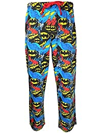 Logo Officiel Batman dans Pantalons Lounge Vol - Pyjama Pantalons
